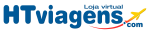 Logotipo Loja HT Viagens