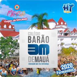 Imagem do produto Viagem de Formatura 9º ano Barão de Mauá Formandos 2020