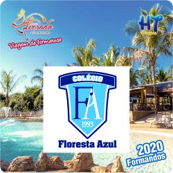 Imagem do produto Viagem de Formatura 9º ano Floresta Azul Formandos 2020