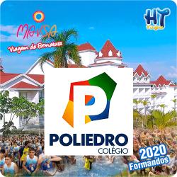 Imagem do produto Viagem de Formatura 9º ano Poliedro Formandos 2020