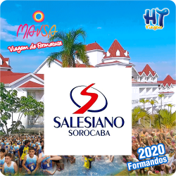 Imagem do produto Viagem de Formatura 9º ano Salesiano Sorocaba Formandos 2020